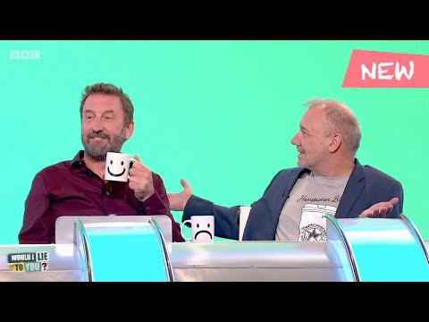 Hrnek Leeho Macka - Would I Lie to You?