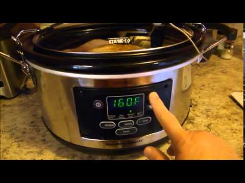 , Hamilton Beach Slow Cooker (33969A)