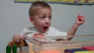 Sweet Sound: Boy Hears Mom's Voice For First Time