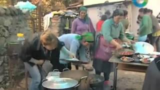 Горные села Азербайджана