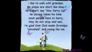 Grandfather Quotes With Beautiful Messages,Greetings & Wishes
