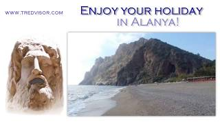 Enjoy your holiday in Alanya
