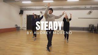 steady - bebe rexha ft. tory lanez | audrey moreno