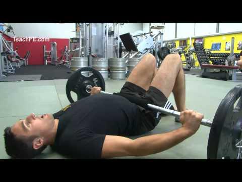 【爆発力強化】強靭な臀部を作り上げるトレーニング!グルトブリッジ