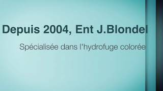Entreprise J. Blondel - SAINT DIE DES VOSGES