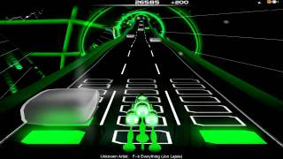 Jon Lajoie - F**k Everything - [Audiosurf]
