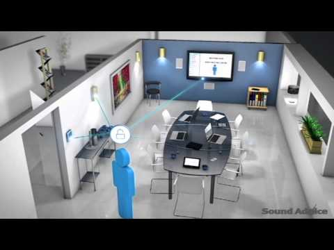 Check out this short video about how Sound Advice and Crestron can make your Home or Business SMARTER!