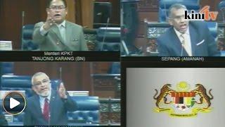 Noh Gelar PAN, MP AMANAH 'berang'