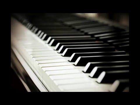 Piano instrumental - Je veux t'adorer