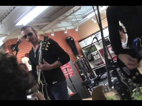 Secret Plans - Eagles of Death Metal live