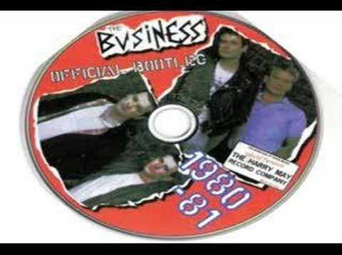 The Business- Out In The Cold '80 (demo) Mp3