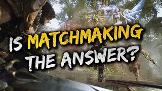 IS NEW MATCHMAKING THE ANSWER?!