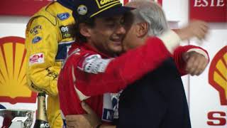 2019 F1 Drivers Pay Tribute To Ayrton Senna