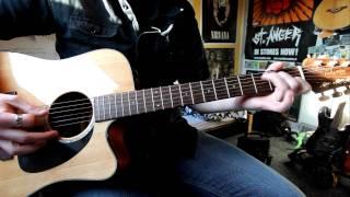 Stephen Lynch - Jim Henson's Dead Guitar Cover