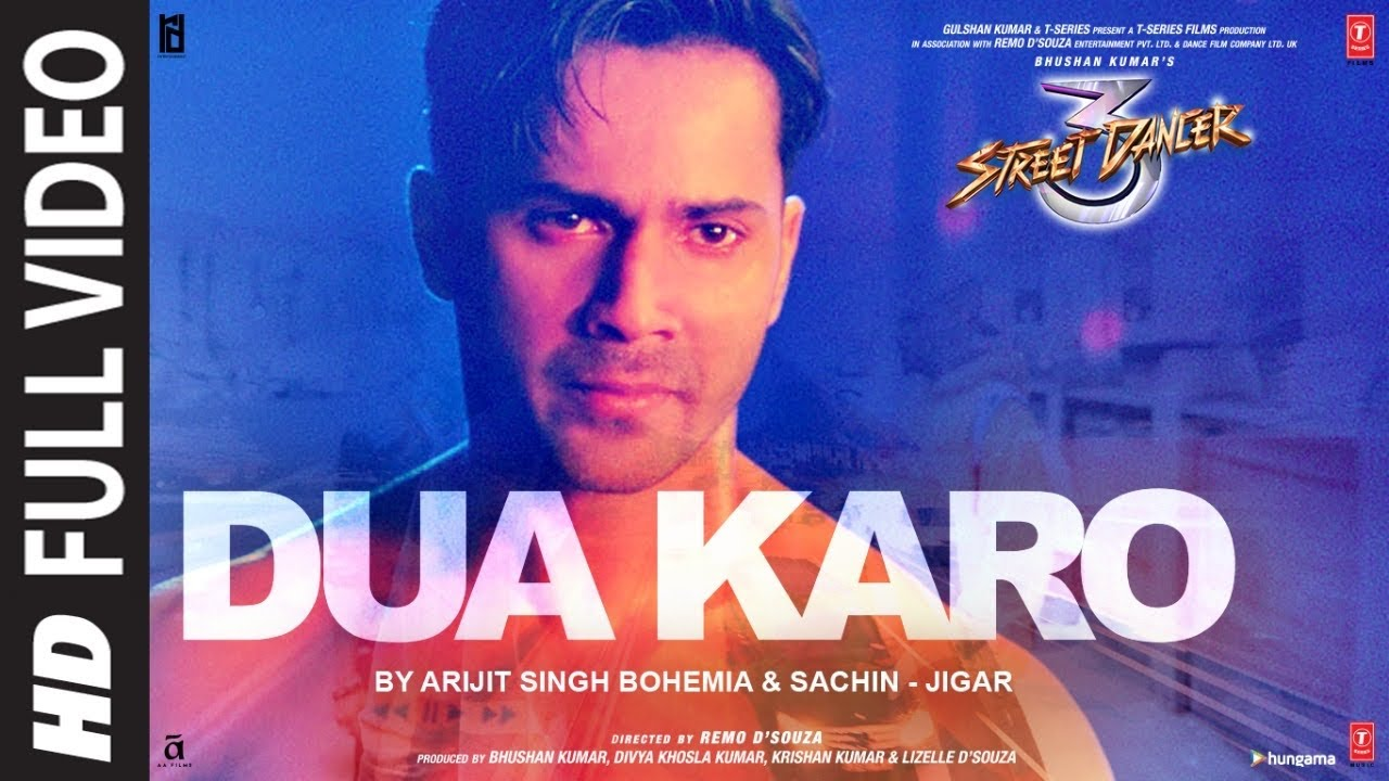 Dua Karo Full Video Song And Lyrics In Hindi & English | Street Dancer 3D | Varun D, Shraddha K | Arijit Singh, Bohemia, Sachin-Jigar-LyricsMegeet