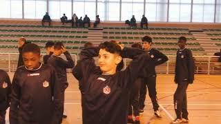 Triangulaire Futsal U15 du 20 janvier 2019