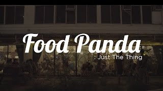 Just The Thing: Food Panda