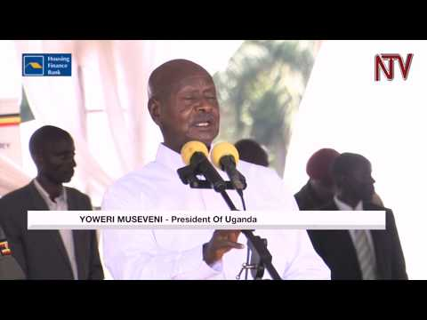 President Museveni launches two-day 'BUBU' expo