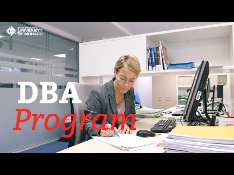 Doctorate in Business Administration @ IUM