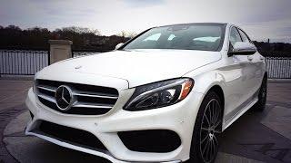 2015 Mercedes-Benz C400 - TestDriveNow.com Review by Auto Critic Steve Hammes | TestDriveNow