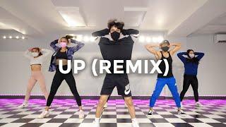 UP (Remix) - Cardi B (Dance Video) | @besperon Choreographhy