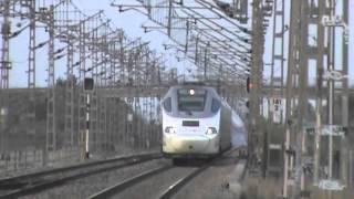 preview picture of video 'Euromed Barcelona - Alicante por Benicarló-Peñíscola'