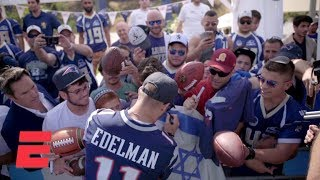 Inside the Patriots' offseason visit to Israel | NFL on ESPN