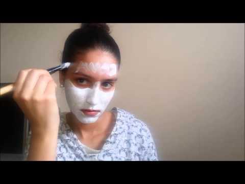 Le massage classique cosmétique du cou et la personne de vidéo