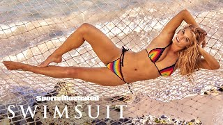 Nina Agdal Risks Her Life For The Perfect Shot | Sports Illustrated Swimsuit