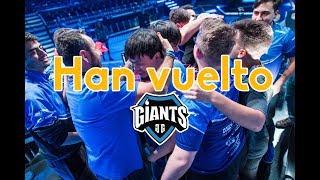 Giants vuelve a la LCS