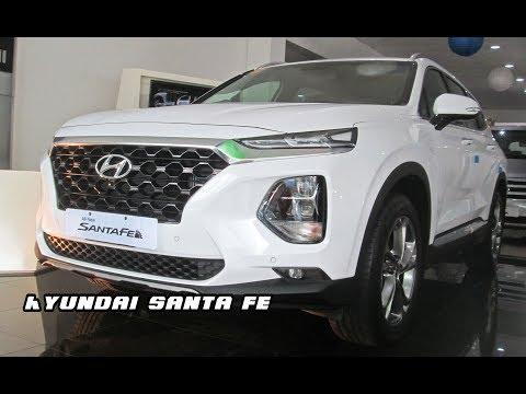 2019 all new Hyundai Santa FE 2.2D Preview in Philippines
