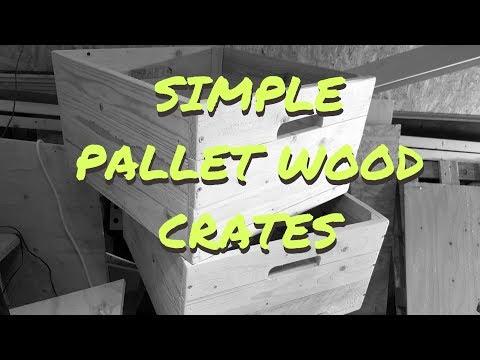 Simple Pallet Woo...