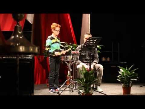 Flexa - Jo Zinzen - Solistenconcours Horst aan de Maas 2014