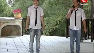 Х-фактор - Дмитрий Монатик, Иван Сафаров