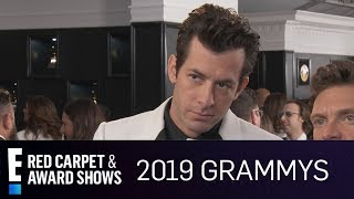 Mark Ronson Wins 2 Grammys Before the Show Even Starts | E! Red Carpet & Award Shows