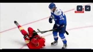 КХЛ Рыспаев против Куньлунь Ред Стар
