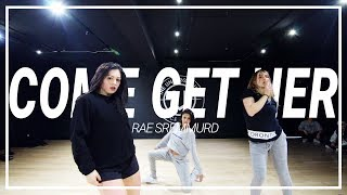 Rae Sremmurd | Come Get Her | Choreography by Jac Valiquette