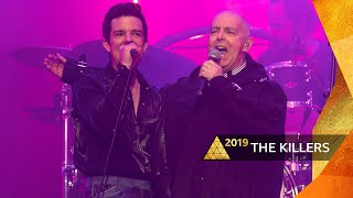 The Killers   Always On My Mind (feat. The Pet Shop Boys) (Glastonbury 2019)