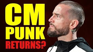 CM Punk RETURNS to Wrestling After FIVE YEARS!?