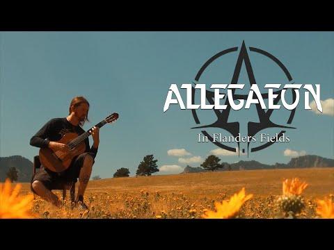 Allegaeon - In Flanders Fields (OFFICIAL VIDEO) online metal music video by ALLEGAEON