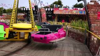 preview picture of video 'Kids Ride at Pleasureland Southport in July 2014'