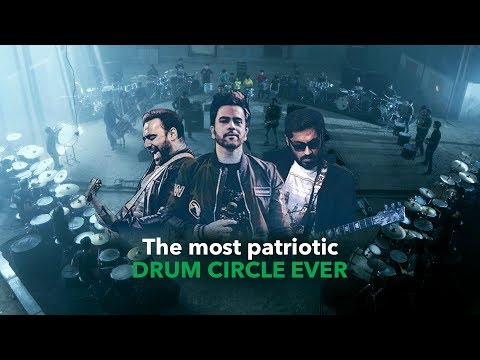 Pakistan Zindabad   Drum Circle - Call ft. The Drummers of Pakistan   23rd March Tribute