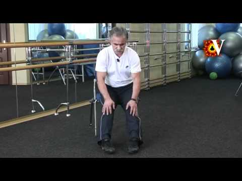 Громкий хруст в коленном суставе