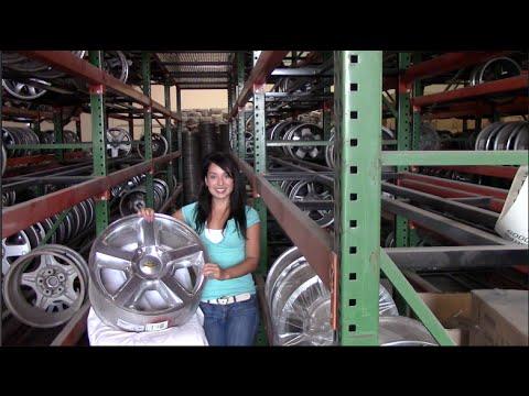 Factory Original Chevrolet Astro Van Rims & OEM Chevy Astro Van Wheels – OriginalWheel.com