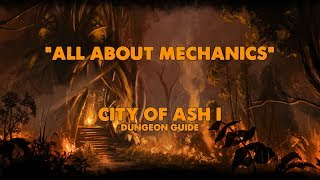 ESO - All About Mechanics - City Of Ash I Dungeon Guide (Vet HM)