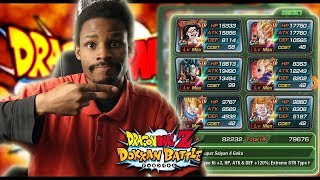 TEAM BUILDING GUIDE! This is for you noobs | Dokkan Battle