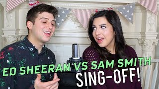Ed Sheeran vs. Sam Smith SING-OFF!
