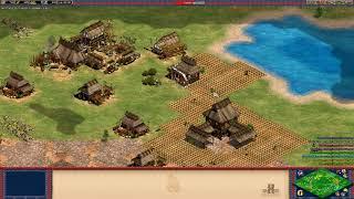 Epic 4v4 Black Forest   Age Of Empires 2 HD   Koreans Pocket