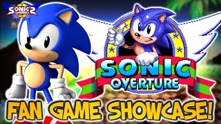 SC Fan Game Showcase: Sonic Overture!