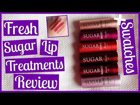 Sugar Caramel Hydrating Lip Balm by fresh #6